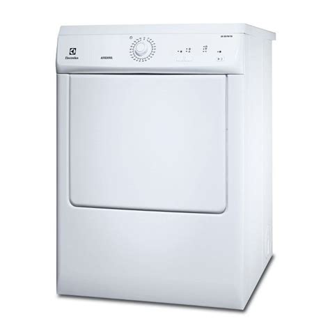 electrolux ede1070pdw s 232 che linge achat vente s 232 che linge cdiscount