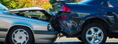 7 Most Common Types Of Car Accidents