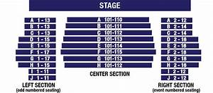 New Daisy Theatre Seating Chart Welcome To The Library Theatre Hoover Public Library