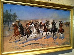 My Favorite Oil Painting Of Horses At Amon Carter Museum