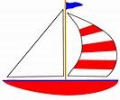 Sailboat clip art of boat clipart - Clipartix