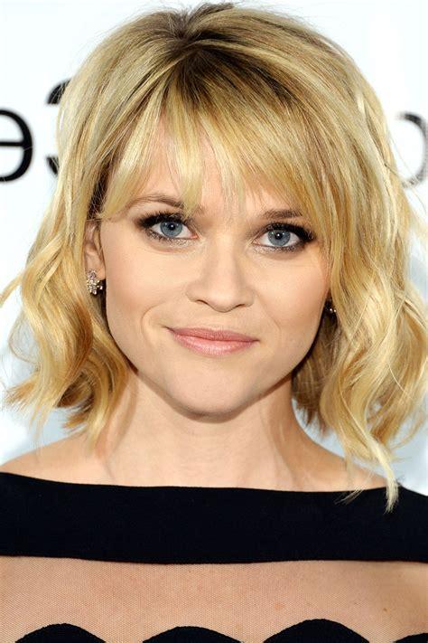 35 fine medium length hairstyles ideas for women elle