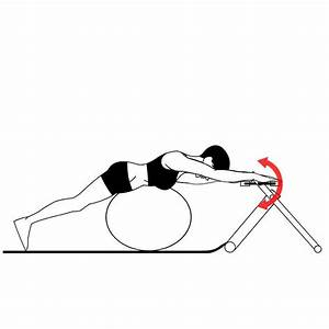 Swim Exercises With Excy Upper Body Ergometer