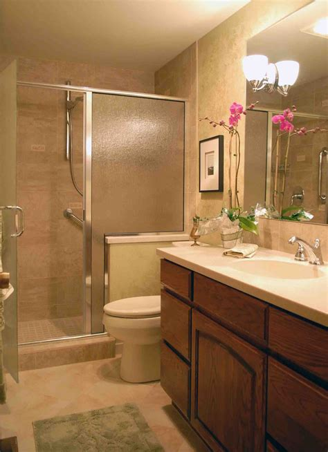 Bathroom Ideas For Small Bathrooms by Bathroom Remodeling Ideas For Small Bath Theydesign Net