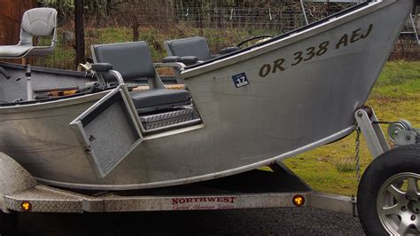Willie Boat Pizza Oven by 2012 16 X 60 Rivercraft Drift Boat 7 000 00 Willie Boats