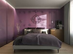 33, Purple, Themed, Bedrooms, With, Ideas, Tips, U0026, Accessories, To, Help, You, Design, Yours