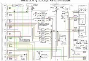 2000 Lexus Gs300 Stereo Wiring Diagram