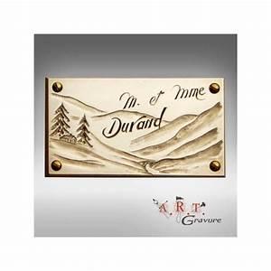 Plaques De Portes : plaques de porte en laiton grav es au marteau et au burin ~ Melissatoandfro.com Idées de Décoration