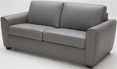 Jasper Gray Leather Sofa Bed From Jnm Grey Sofas Ikea Sectional Huntsville Al Reclinable Cover Sofa White Italian Leather Slip French Style Green With Chaise