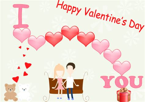 valentines day card templates card exles and templates