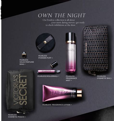 Fearless Victoria S Secret Perfume A New Fragrance For