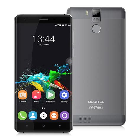 Oukitel K6000 Pro 5 5inch Ltps Fhd 6000mah Android 6 0 Smartphone