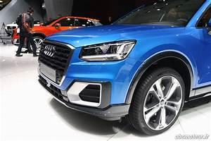 Chaine Audi A1 : audi q2 notre avis depuis le salon de gen ve ~ Gottalentnigeria.com Avis de Voitures