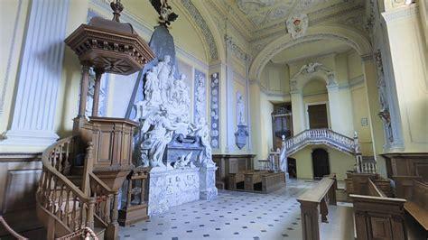 blenheim palace chapel matterport