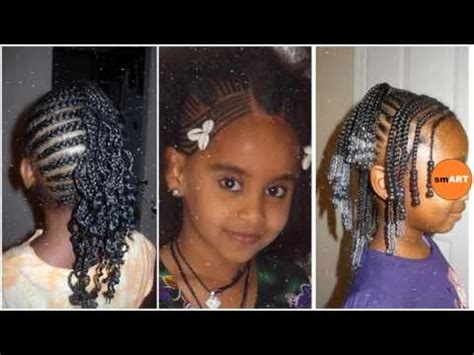 Kid Braid Black Hairstyles by Braided Hairstyles For Black Ideas About