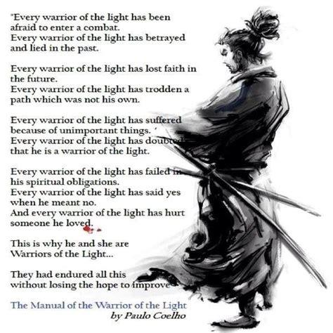warrior of the light warrior of the light quotes like success