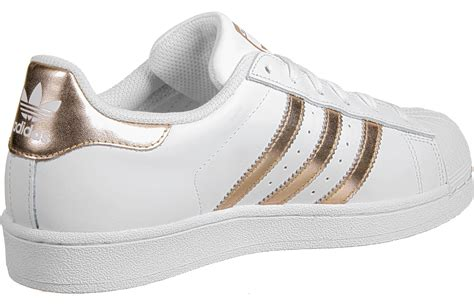 adidas Superstar W shoes white copper  WeAre Shop