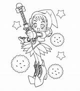 Coloring Wand Magic Pages Doremi Drawing Magical Getdrawings Getcolorings sketch template