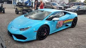 deadmau5 Introduces His Lamborghini Purracan And Trolls ...