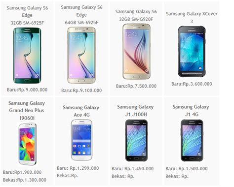 Harga Hp Merk Samsung Galaxy A3 daftar harga smartphone samsung galaxy android terbaru