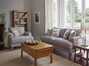 Orrick Rustic Oak Living Room - Rustic - Living Room