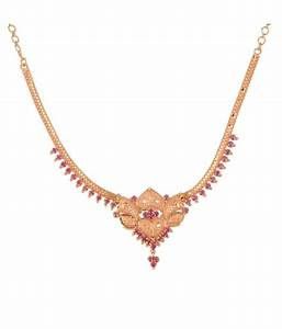 56 South Indian Gold Necklace Designs, Gundla Mala With ...