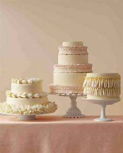 9 Wedding-Worthy Cake-Decorating Ideas Martha Stewart