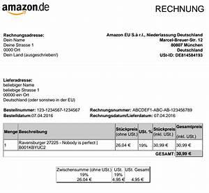 Amazon Rechnung Online : wie du dir die mehrwertsteuer erstatten lassen kannst staatenlos ~ Themetempest.com Abrechnung
