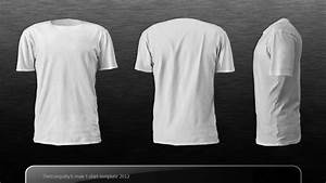 28 of the best t shirt mockup psd templates for designers With blank tshirt template psd