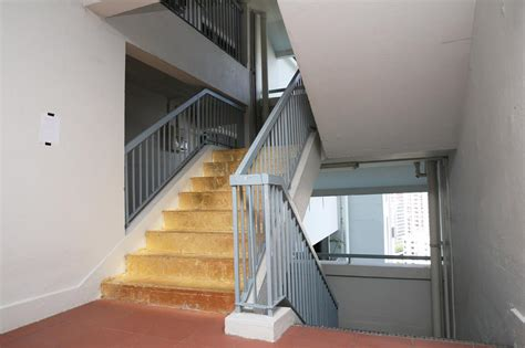 golden staircase hdb  work  residents