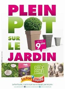 Coffre De Jardin La Foir Fouille : catalogue la foir fouille plein pot sur le jardin by joe ~ Dailycaller-alerts.com Idées de Décoration