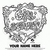 Coloring Scout Daisy Scouts Brownie Cookie Gerbera Petal Drawing Clipart Cookies Printable Junior Flower Whitesbelfast Getcolorings Getdrawings Template Southwestdanceacademy Coloringhome sketch template