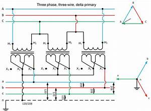 480v Delta Wye Transformer Wiring Diagram