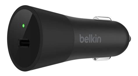 belkin debuts usb car charger offers fast