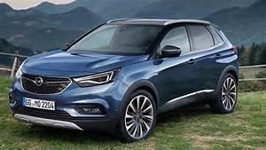 Opel Grandland X Rot : 2017 opel grandland x youtube ~ Jslefanu.com Haus und Dekorationen