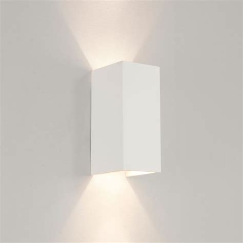 astro parma 210 plaster wall light at uk electrical supplies