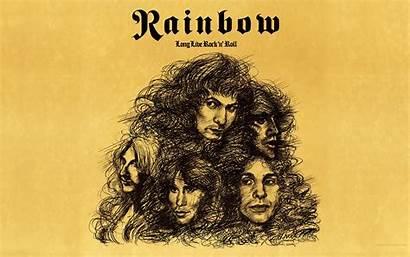Rock Rainbow Album Classic Covers Wallpapers Metal