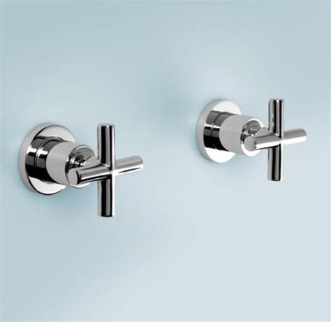 Buy Brodware CITY Plus Wall Taps Cross Handles at Accent