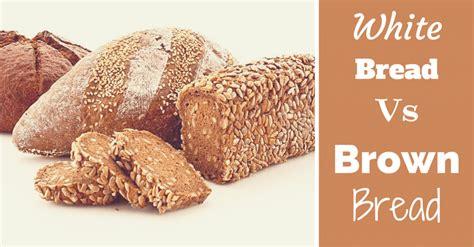white bread  wheat bread digestion