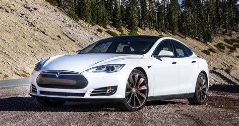 Tesls Car by 2015 Tesla New Cars Photos Caradvice