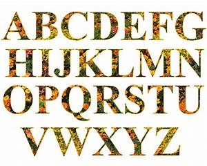 free illustration letters alphabet filled set free With photo letters
