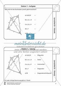 0 Stellen Berechnen : lernzirkel zu vierecken und anschlie endem arbeitsblatt meinunterricht ~ Themetempest.com Abrechnung