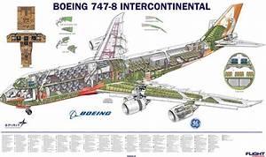 747-8i Cutaway From Flight International