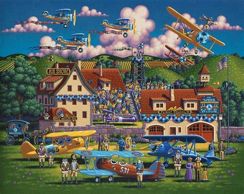 229 Best Images About Eric Dowdle Folk Art Collection On