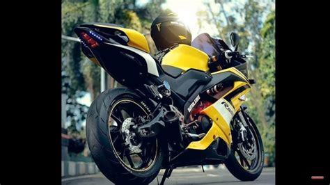 Best Modification R15 by Yamaha Yzf R15 V3 0 Goes Through Modification