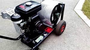 Snowboard Winch Honda G200 Engine