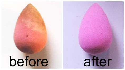 deep clean  beauty blender tigana youtube