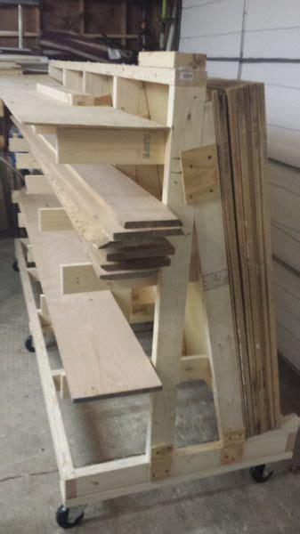 rolling plywood cart plywood storage wood storage rack
