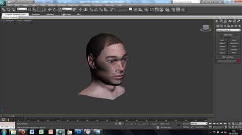 Virtual Environments Creating The Face Bitmap