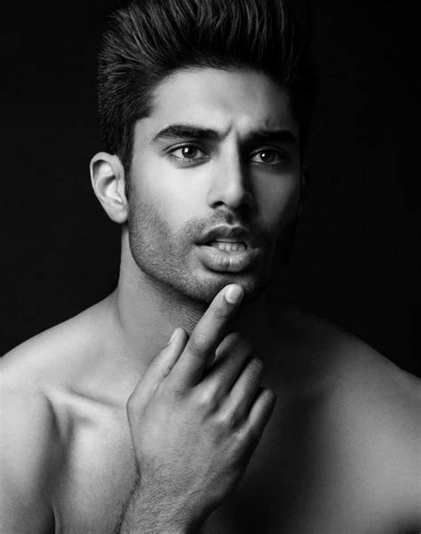 Ankur Jaswal  Indian American Male Model  Indian Male Models